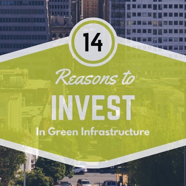 14 Reasons to Invest in Green Infrastructure