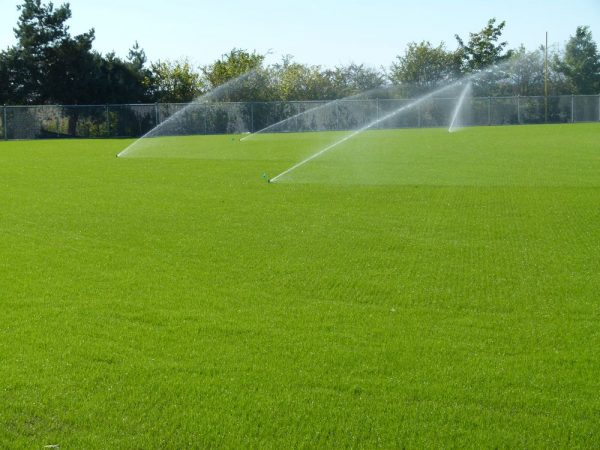 Rootzoone high performance growing media for sports fields