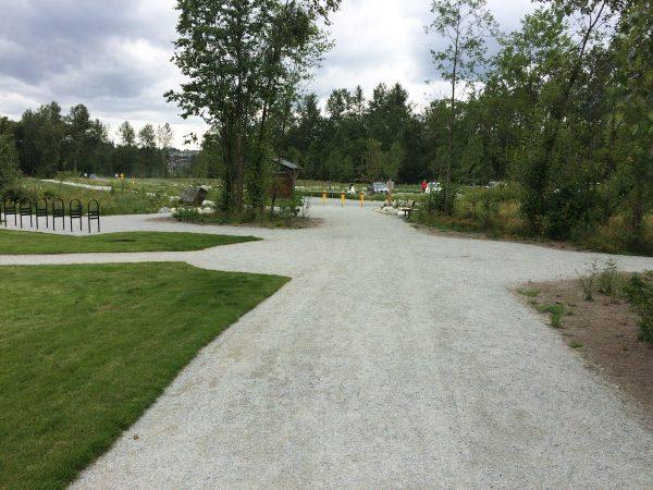 Stabilizer aggregate pathway binder - Web - Surrey Bend Park