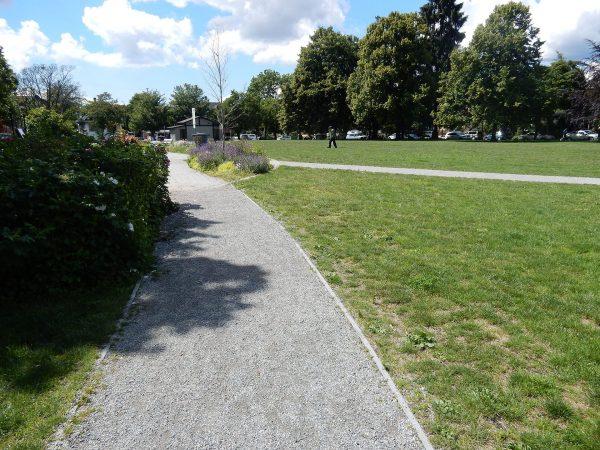 Stabilizer aggregate pathway binder - Web - Victoria Park
